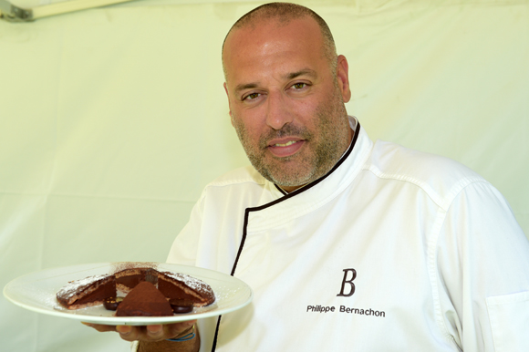13. Le chocolatier Philippe Bernachon