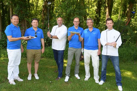 14. Frédéric Dietsch, Franck Dietsch, Philippe Bernachon, Renaud Seiller, Yves Hannebelle et Mickael Bernard