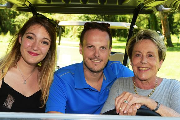 27. Mélanie Farge, Axel et Carole Dufour