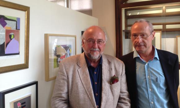 8. Gilles Alexandre et Jean-Claude Gauthier