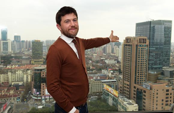 Les Lyonnais de Shanghai. Alexis De Canck, monsieur Université