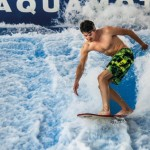 Aquamotion-Surf Board Courchevel people