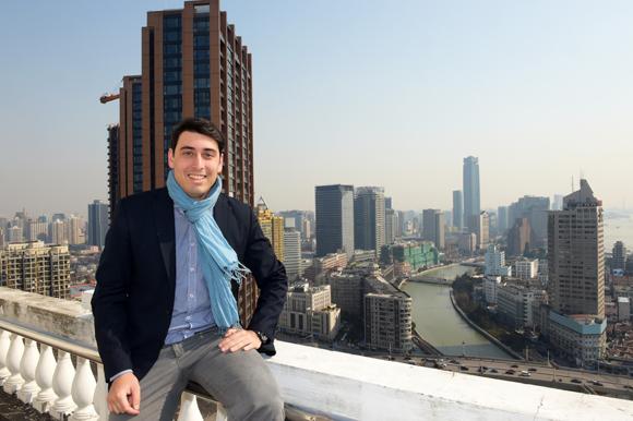 Les Lyonnais de Shanghai. Loïc Guirao, la logistique du rebond