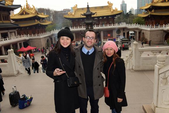Mathieu Chavant. La fièvre de Shanghai