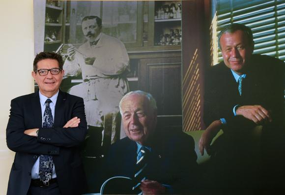 Les Lyonnais de Shanghai. Pascal Vincelot, ambassadeur de la famille Mérieux
