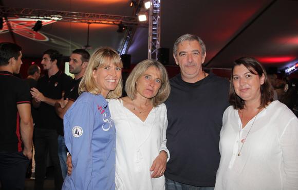 10. Virginie Col (Welcome by Virginie), Laurence Caumont, Stéphane et Nathalie Gerbo (Ciléa)