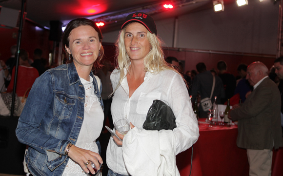 22. Stéphanie Dubourthoumiou (Fnac) et Alexandra Puget-Rostand (Greaty)
