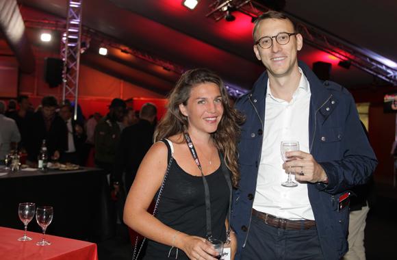 25. Caroline Ginon, architecte et Antoine Lhermite