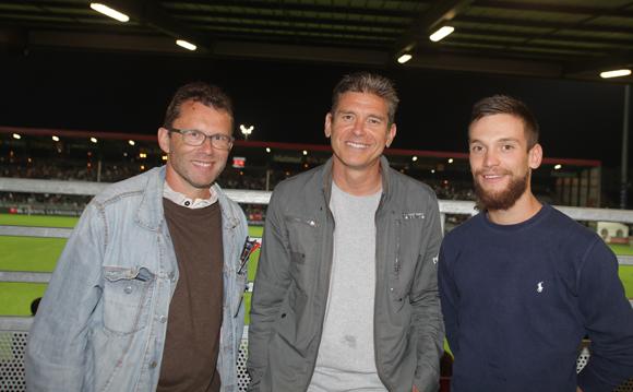 34. Cyril Cousin (Phictal), Eric Dubois (Schneider Electrique) et Loïc Dubois