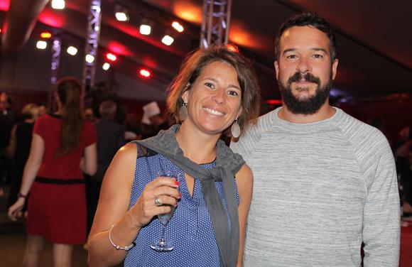 7. Anne-Sophie Henry et Mathieu Samedi (Heineken Entreprise)