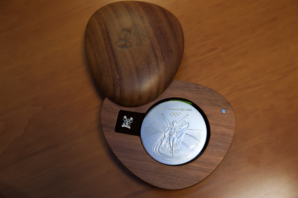 10. Médaille des JO 2016