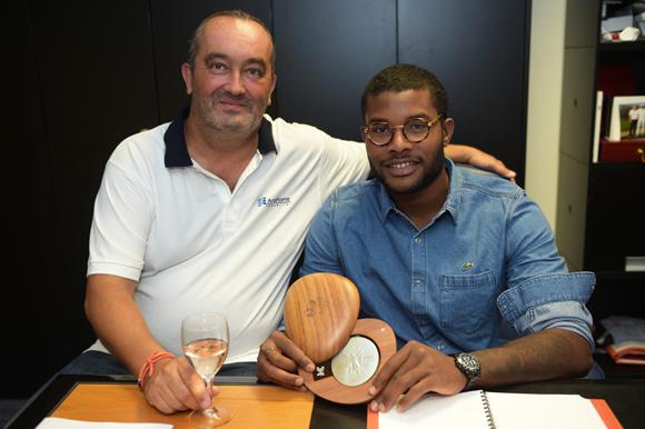 11. Pierre Nallet (AnaHome Immobilier) et Mehdy Metella