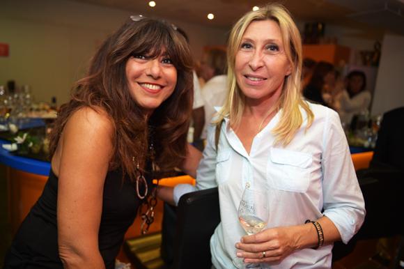 23. Hélène Gorizian (MG Distri) et Martine Bal (Unique Hotel Spa)
