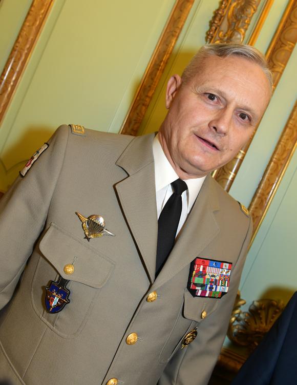 30. Général Pierre Chavancy