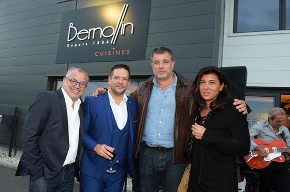 Cuisines Bernollin Inauguration Du Nouveau Showrom - Cuisine bernollin