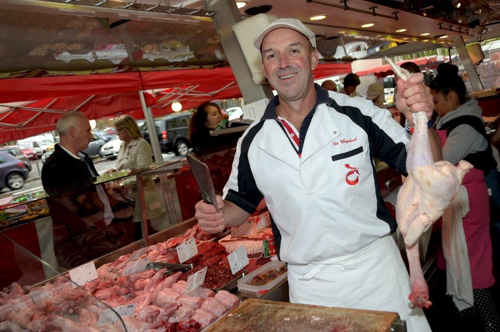 Les marchés lyonnais fêtent la gastronomie