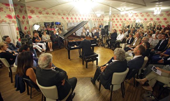 Piano à Lyon. Lancement de la saison 2016-2017