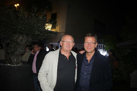 13. Georges Cote (Saoya) et Dietrich Wolf (EyeTechCare)