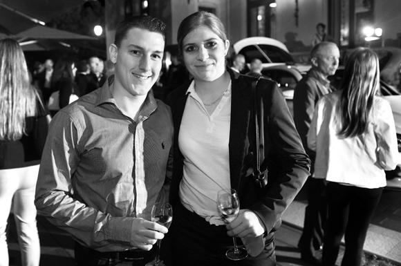 13. Jeremy Schilling et Lucie Tripiana (Chauffeur Privé 38/69)