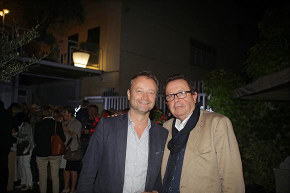 15. Marco (Lyon People) et Philippe Vorburger (Le Hub de l'Île Barbe)
