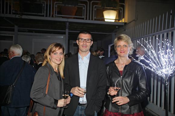 20. Jana Moriova, David Blanc et Estelle Baumann (Grand Hôtel des Terreaux)
