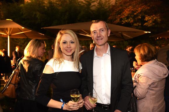 24. Natalia (Fives) et son époux Frédéric Sauthier (Report One)