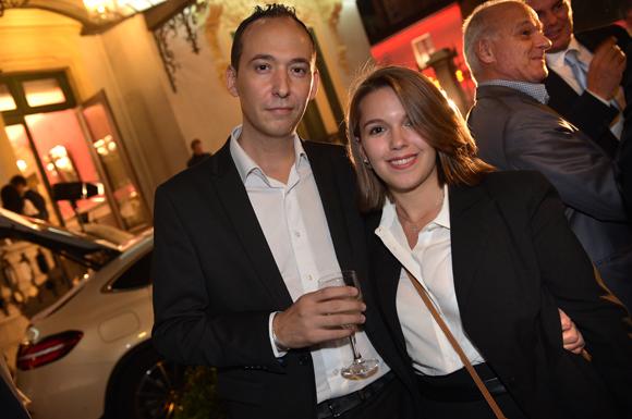 25. Steve de Filippis et Lisa Berchoux (Infinity Capital)