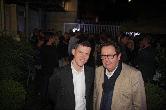 26. Jérôme Chabannes (Piano à Lyon) et Philippe Vorburger (Le Hub de l'Île Barbe)