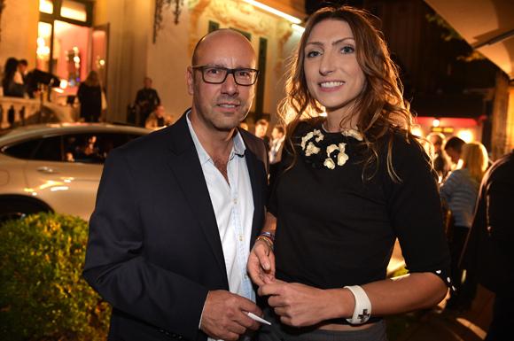 26. Alain Ghoussoub et Anne-Laure Cadoux (Mobili Invest)