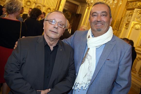 27. Léandre Borbon (LOU Rugby) et Pierre Nallet (AnaHome Immobilier)