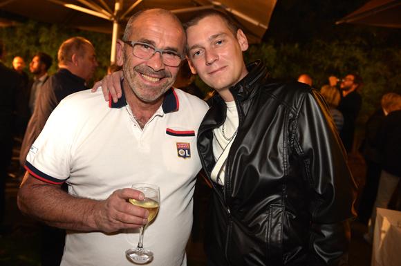 28. Georges Cochet et Jimmy Macal