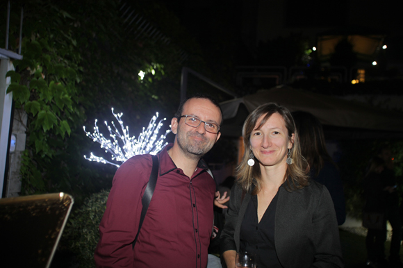 29. Jean-Marc Kasparian et Sandrine Ravier