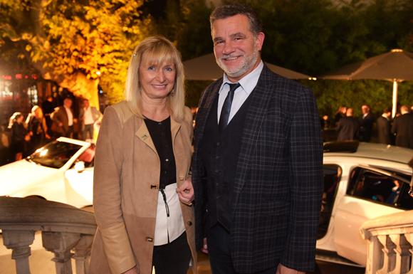 29. Anne Toiron (Restaurant Les Lyonnais) et Lionel Passeron (APC)