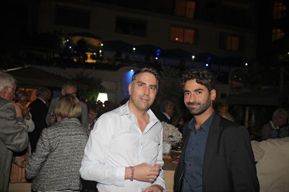 31. Pierre Rocca et Laurent Teuma, psychiatre
