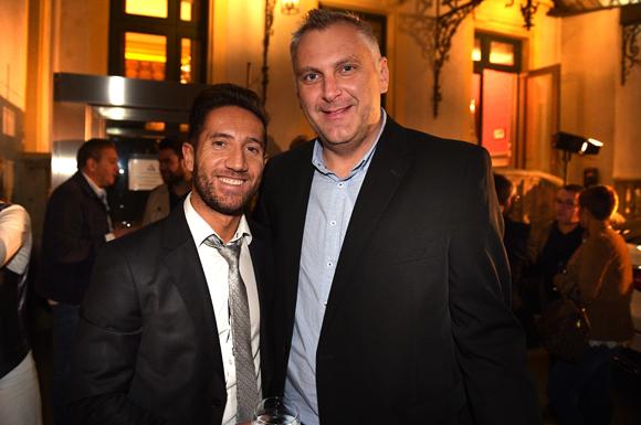 31. Khaled Tahraoui et Laurent Deville (Infinity Capital)