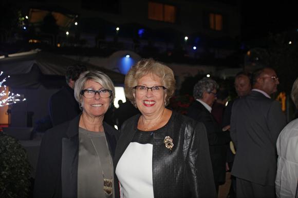 33. Marie-Claude (Axotel) et Evelyne Haguenauher