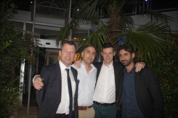 34. Thierry Vitoz (Université Lyon III),  Pierre Rocca, Jérôme Chabannes (Piano à Lyon) et Laurent Teuma, psychiatre