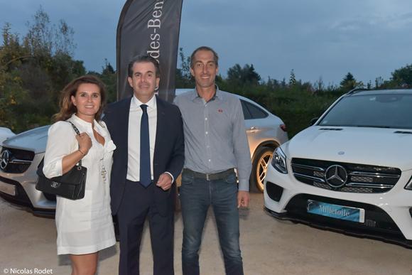 36.Mr et Mme LAVEUR-PEDOUX Gérome et Sandrine et DRUERE jean-michel