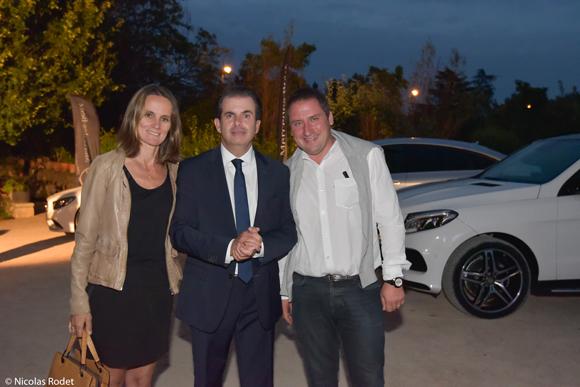 37.Mr et Mme DEROO  Alexis et Nelly et Druere J-M