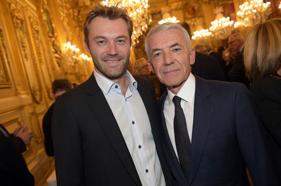 41. Pierre-Henri (Hi Inov) et son père Norbert Dentressangle