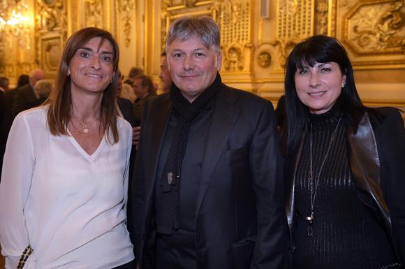 45. Anne-France Borel (Cegid), Olivier Delorme et son épouse Catherine
