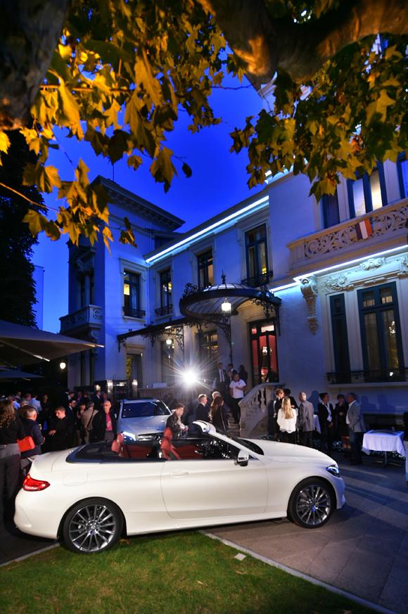 5. La nouvelle Mercedes Classe C Cabriolet