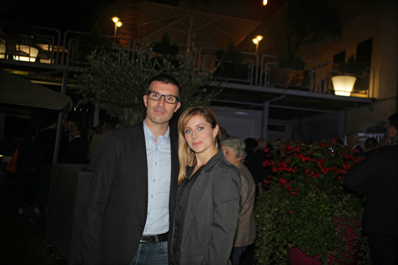 7. David Blanc et Jana Moriova (Grand Hôtel des Terreaux)