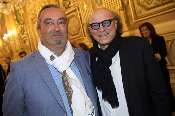 7. Pierre Nallet (AnaHome Immobilier) et Victor Bosch (Le Radiant)