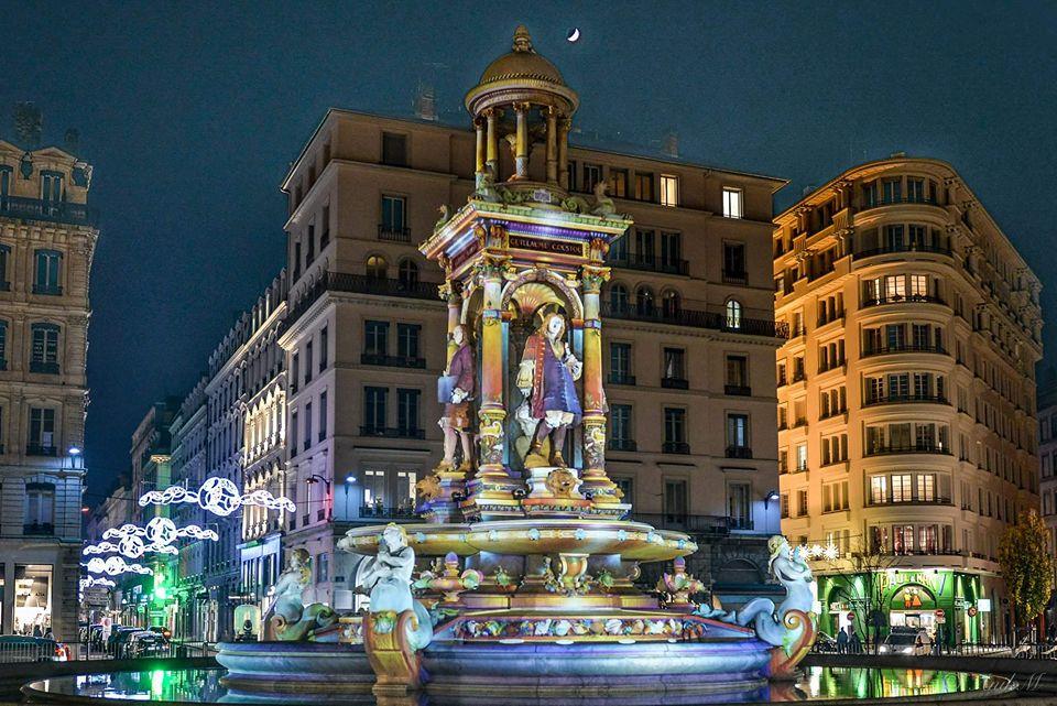 La Fête des Lumières a accueilli 3 millions de visiteurs en 2014 – Photo © Anik M