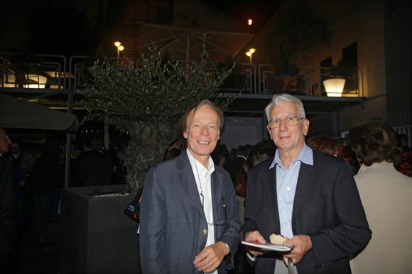 8. Alain Dumas et Philippe Beauviala