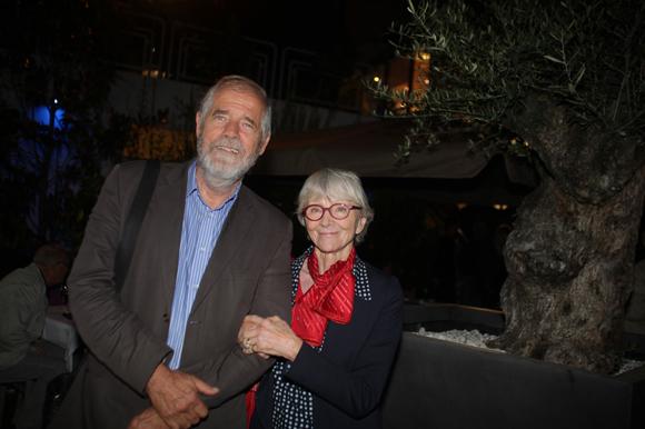 9. Michel Geoffroy, ostéopathe, et son épouse Geneviève (Association Face à Face Musical)