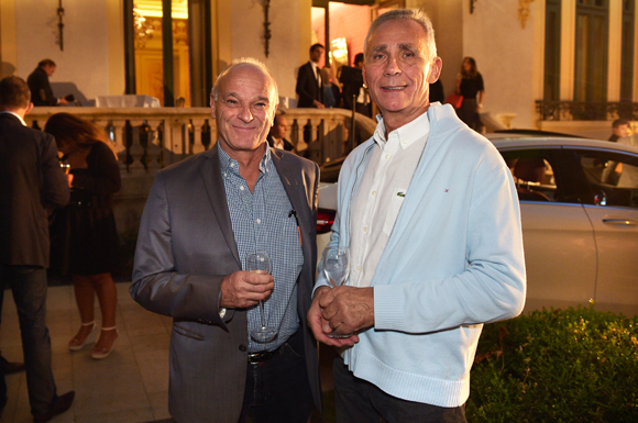 9. Thierry Jahin (Apport-Immo) et Serge Kotlyar (Terever)