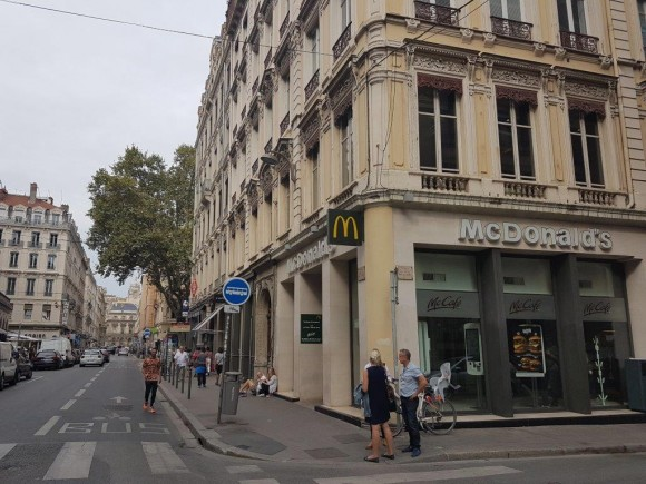 Mac Do rue Edouard Herriot