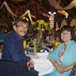 Yves et Chantal Clayette - lyon people